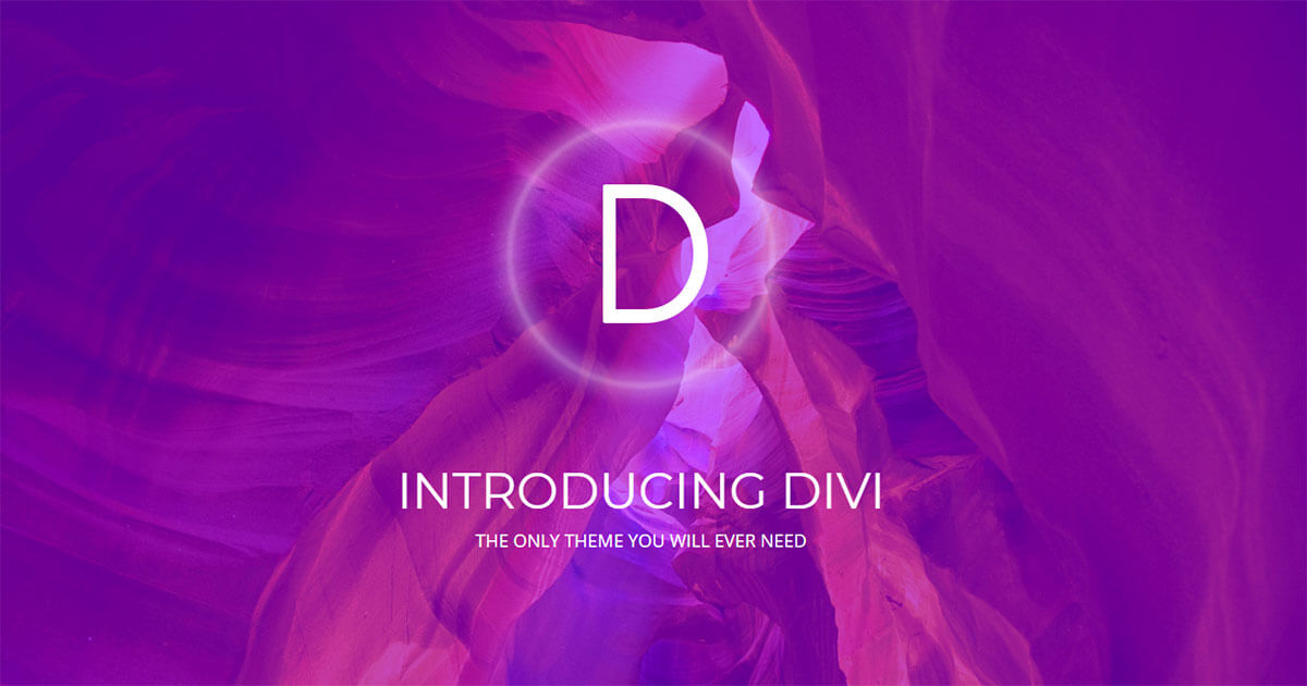 Divi Elegant Theme Free Download