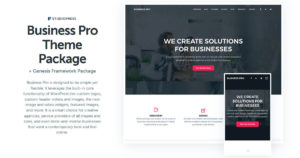 Business Pro Theme Download