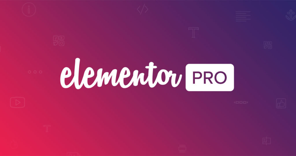 Elementor Pro Page Builder Free Download Nulled
