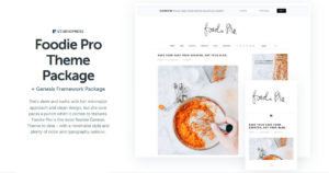 Foodie Pro Theme Download