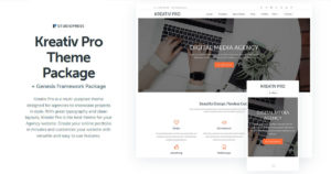 Kreativ Pro Theme Download