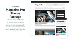 Magazine Pro Theme Download