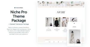 Niche Pro Theme Download