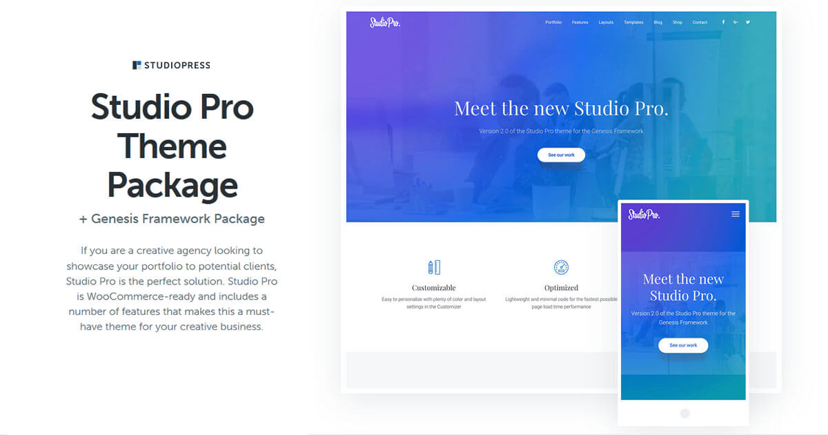 Studio Pro Theme Download