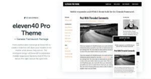 Eleven40 Pro Theme Download