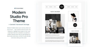 Modern Studio Pro Theme Download