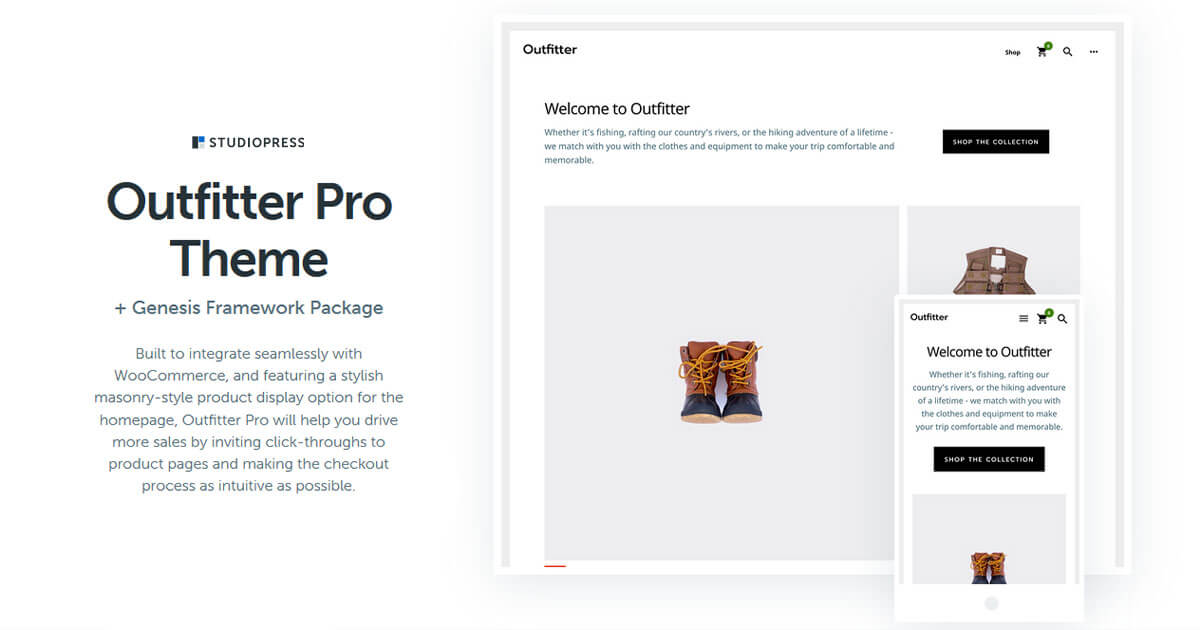 Outfitter Pro Theme Download