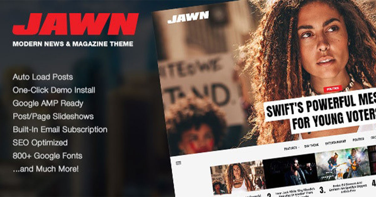 jawn wordpress theme free download nulled