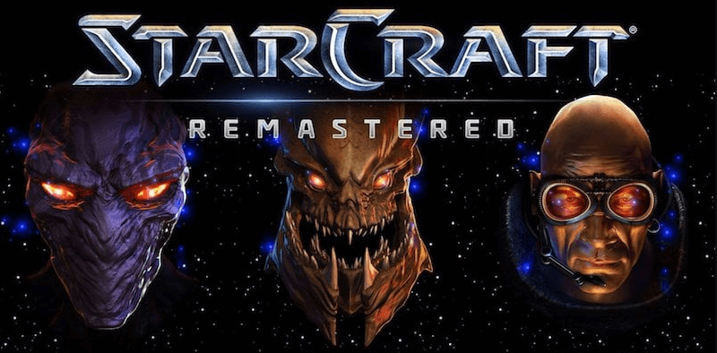 starcraft remastered game 1 1 - Comment télécharger StarCraft: Remastered - PC