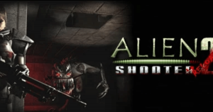 Alien Shooter 2 game