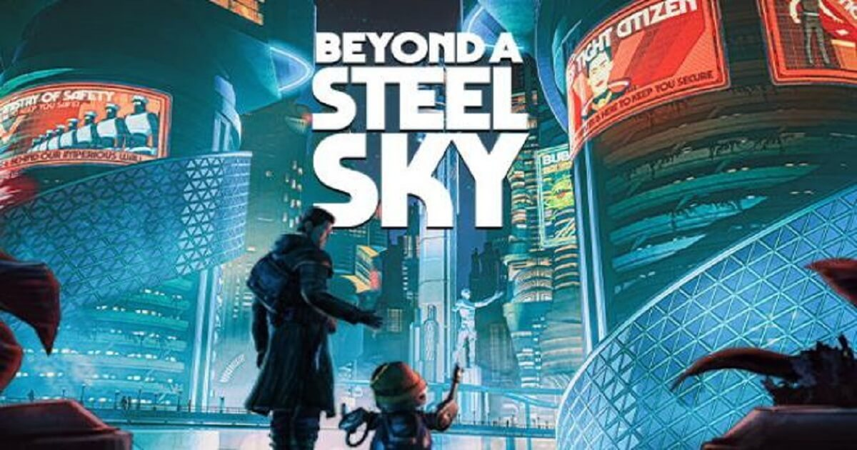 Beyond a Steel Sky HOODLUM pour pc-wpgenuine