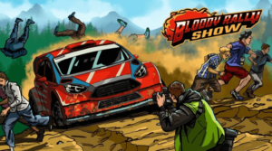Bloody-Rally-Show game (