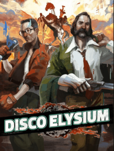 Disco Elysium game