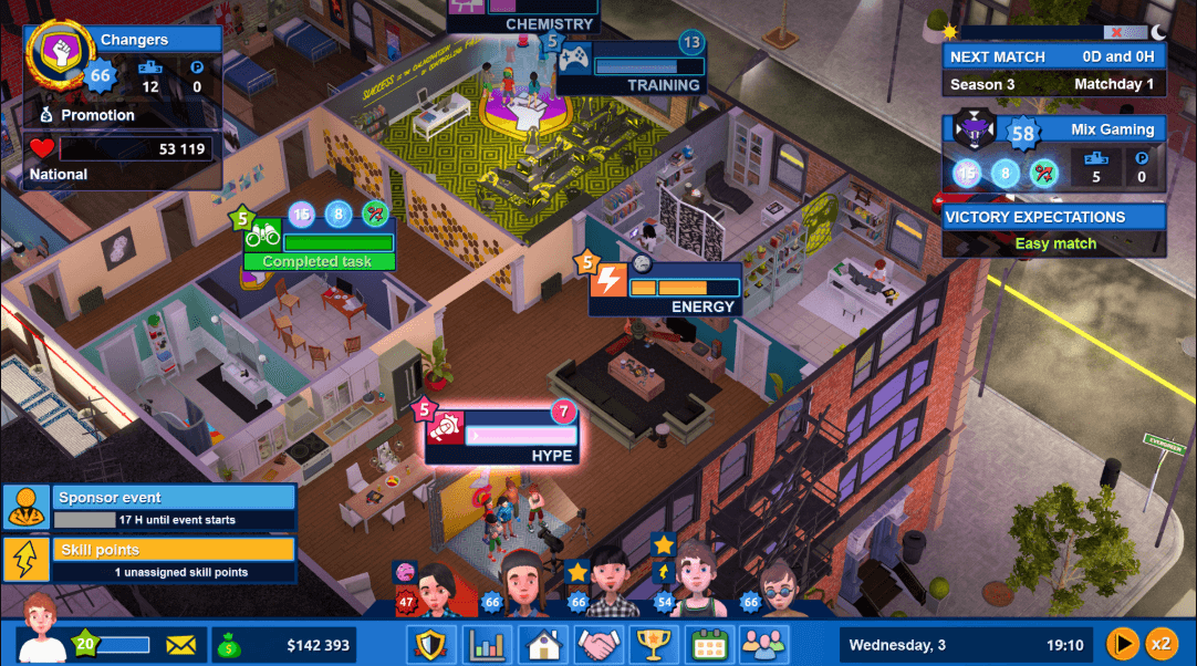 Esports Life Tycoon game download