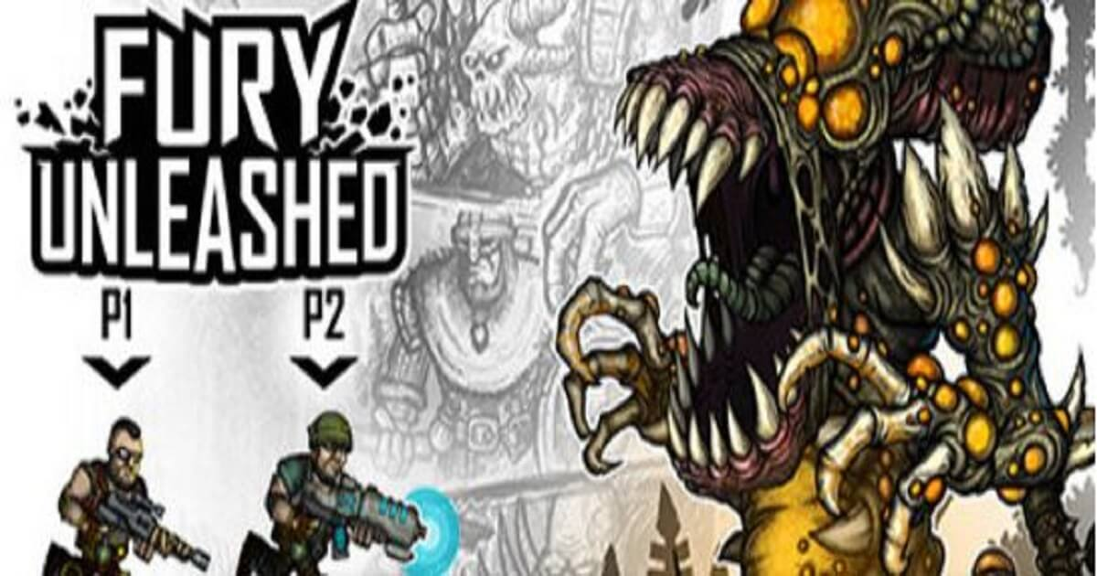 Fury Unleashed CODEX pour pc - wpgenuine