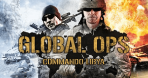 Global Ops Commando Libya game