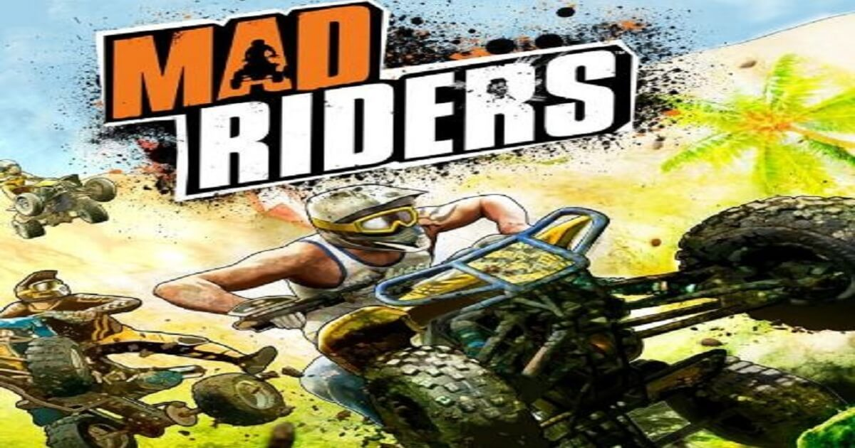 Mad Riders pour pc - wpgenuine