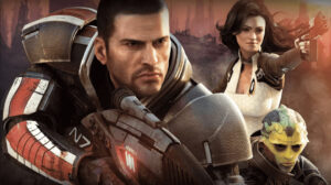 Mass Effect 2 game