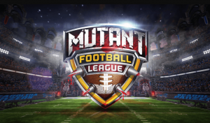 Mutant Football game