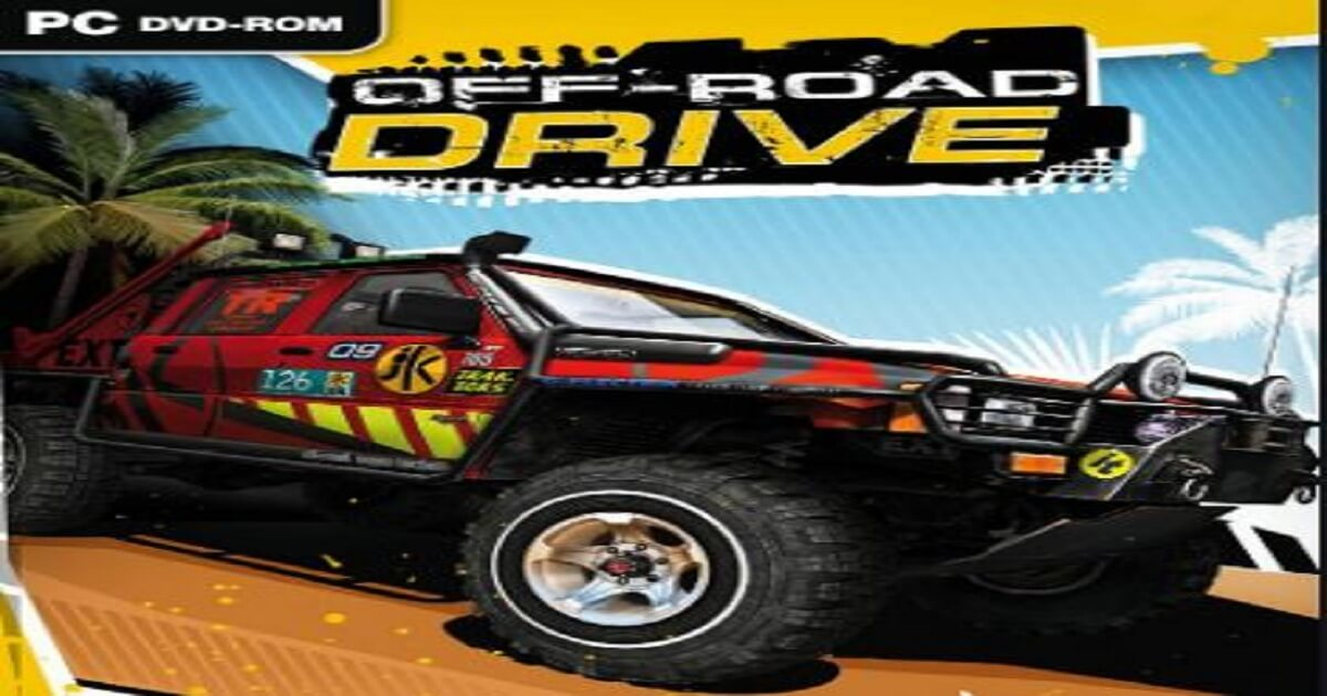 Off Road Drive 2011 pour pc - wpgenuine