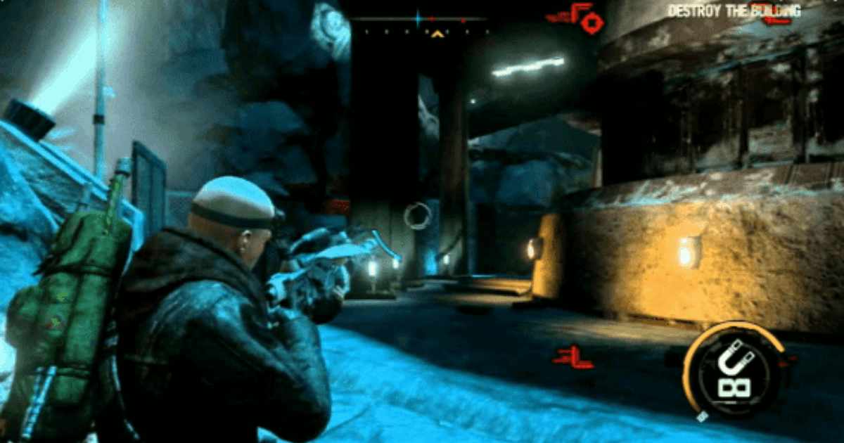 Red Faction Armageddon game download 1 1 1 - Comment Télécharger Et Installer Red Faction Armageddon
