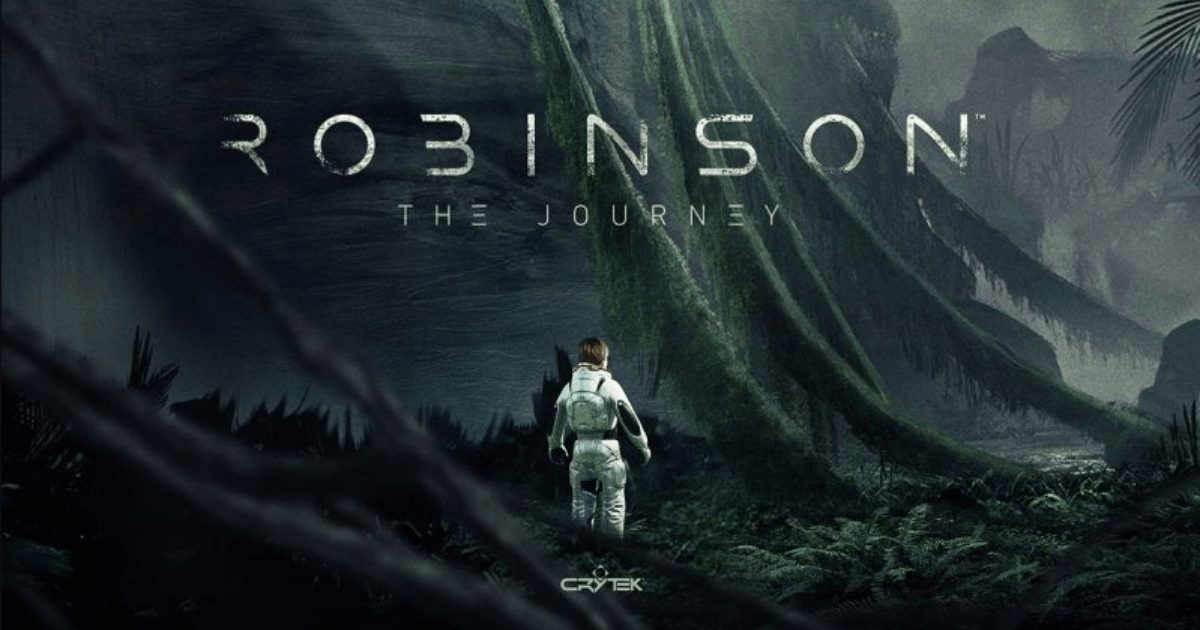 Robinson_The journey