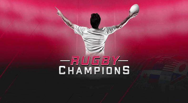 Rugby Champions game