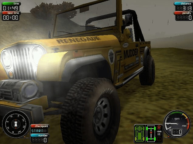Screamer 4×4 game download
