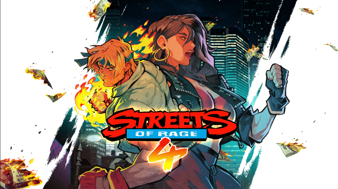 Streets Of Rage 4 game