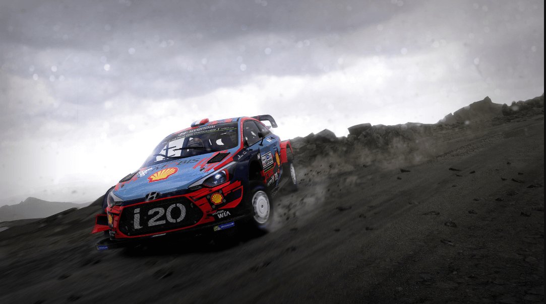 WRC 8 FIA World Rally Championship download