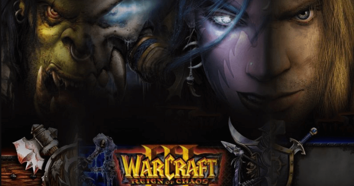 Warcraft III Reign of Chaos game