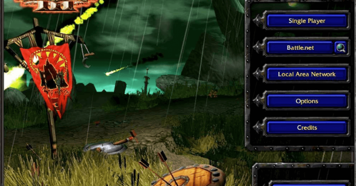 Warcraft III Reign of Chaos game download