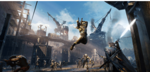comment télécharger et installer Middle Earth Shadow of Mordor With All Updates DLCs Repack pour pc 2020