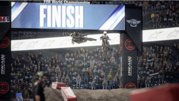comment télécharger et installer Monster Energy Supercross – The Official Videogame 3 pour pc 2020