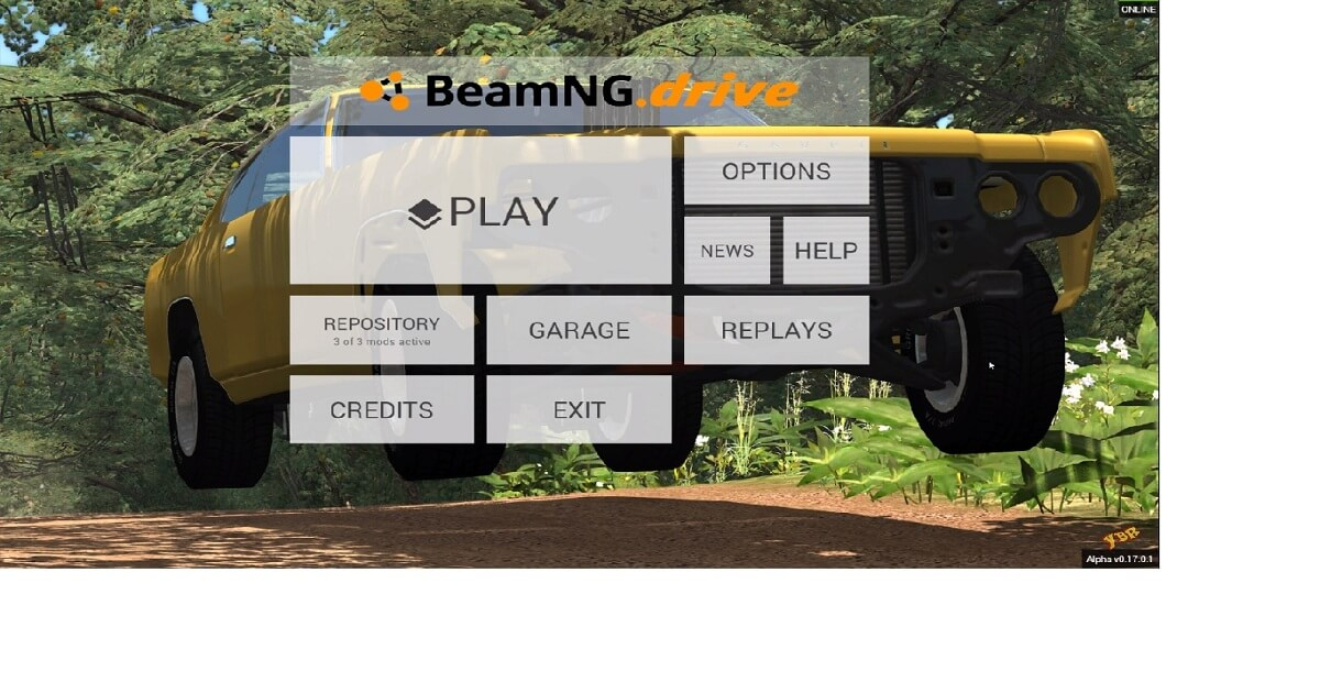 BeamNG Drive v0.17.0.2 pour pc-wpgenuine