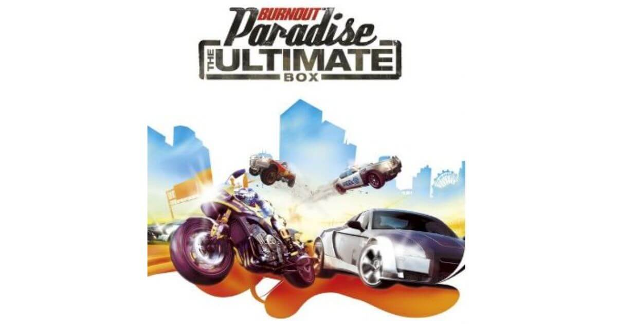 Burnout Paradise The Ultimate Box pour pc - wpgenuine
