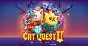 Cat Quest II ALI213 Pour PC - WpGenuine