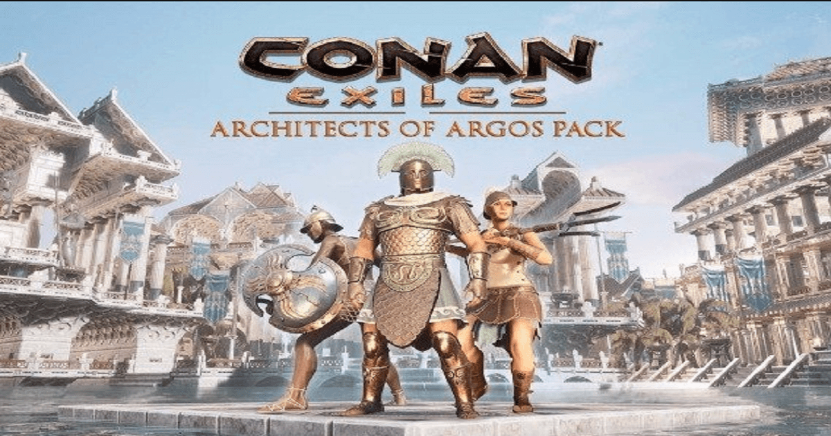Conan Exiles Architects of Argos (1)