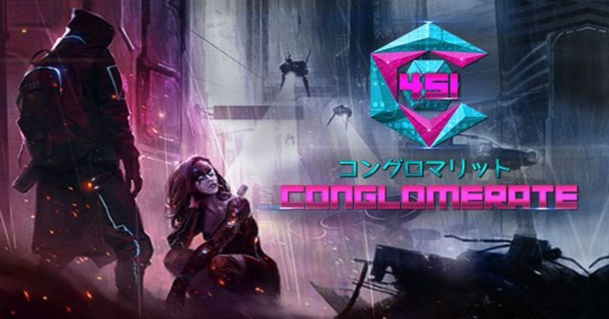 Conglomerate 451 CODEX pour pc-wpgenuine