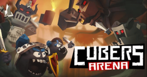 Cubers Arena PLAZA game
