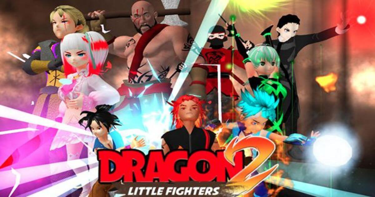 Dragon Little Fighters 2 DARKSiDERS Pour PC - Wpgenuine