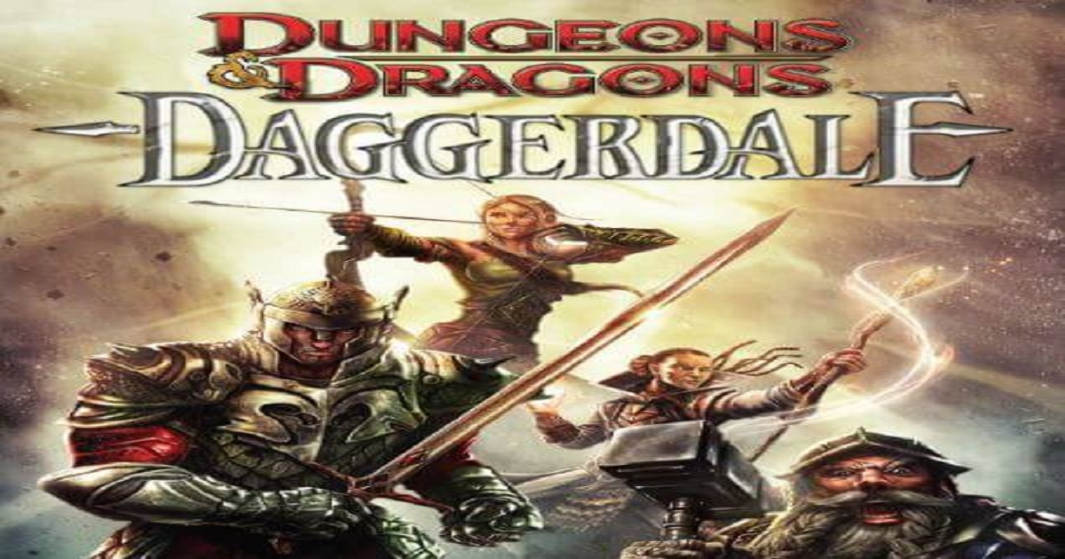 Dungeons And Dragons Daggerdale pour pc-wpgenuine