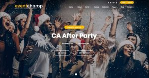 Event Champ - Multiple Events & Conference WordPress Theme Nulled Free Download-wpgenuine