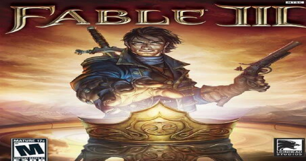 Fable iii pour pc-wpgenuine
