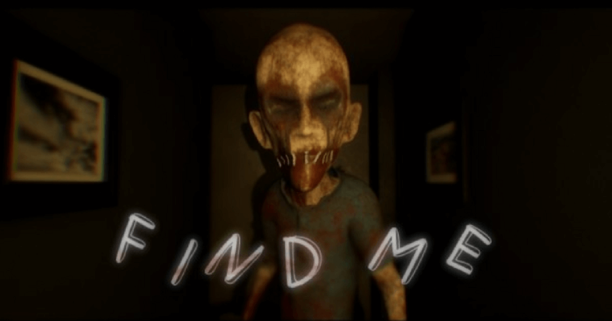 Find Me Horror Game