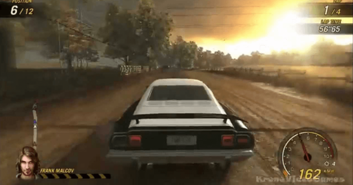FlatOut Ultimate Carnage game download