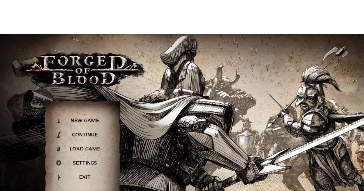 Forged of Blood v1.4.4690 PLAZA Pour PC - Wpgenuine
