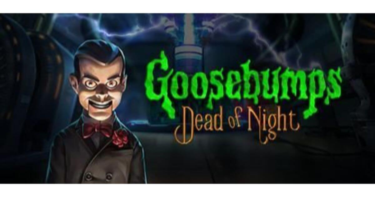 Goosebumps Dead of Night DARKSiDERS pour pc-wpgenuine