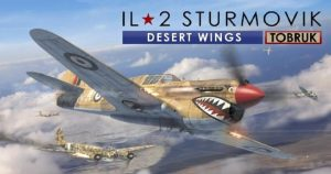 IL 2 Sturmovik Desert Wings Tobruk PROPER CODEX pour pc-wpgenuine