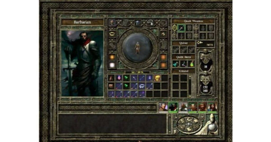 Icewind Dale pour pc - wpgenuine